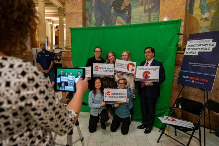 Public Ed Day at the Capitol