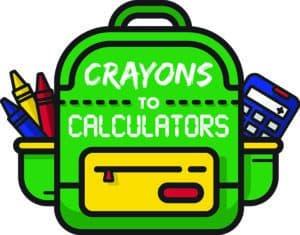 Crayons to Calculators