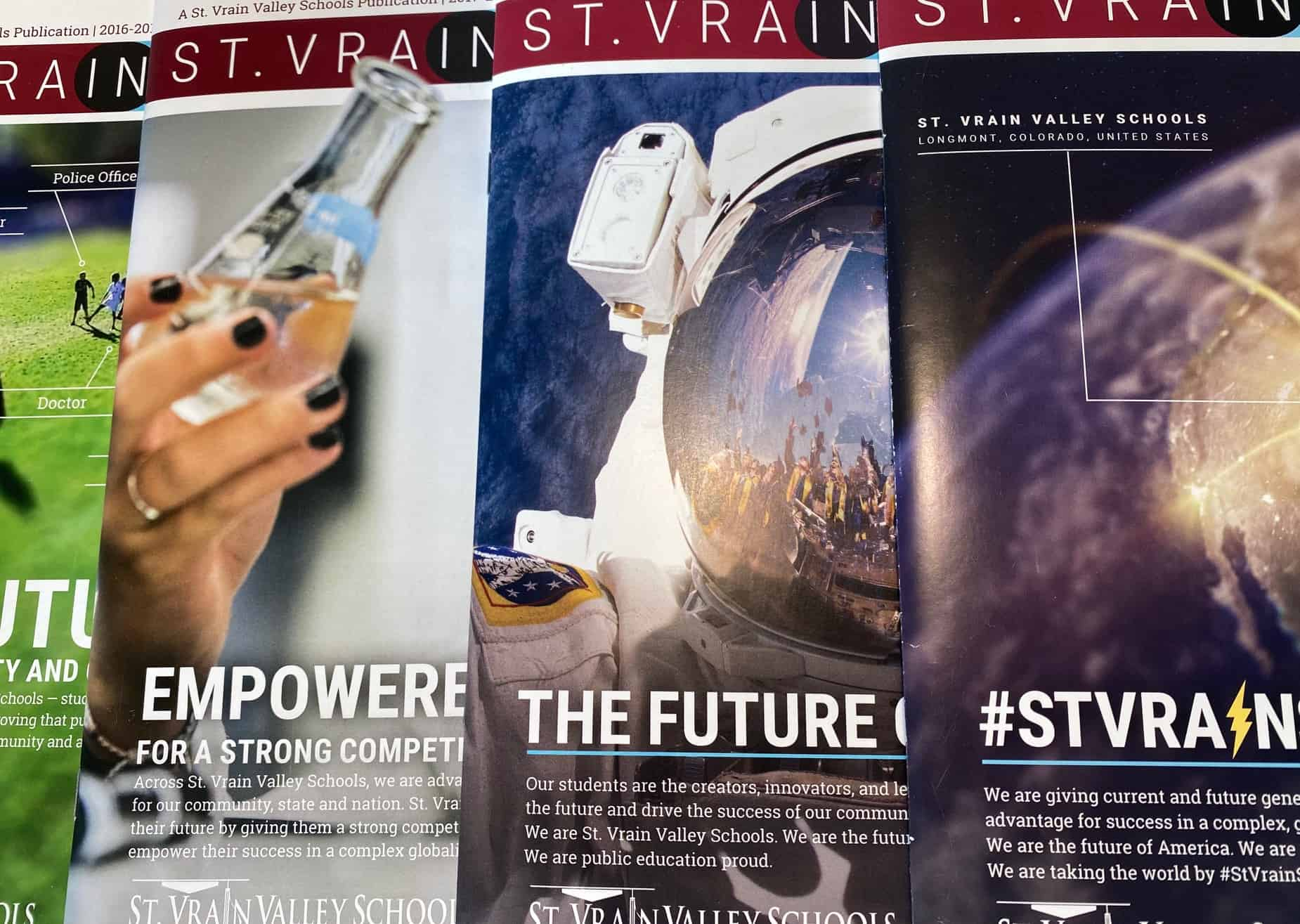 Editions of St. Vrainnovation Magazine