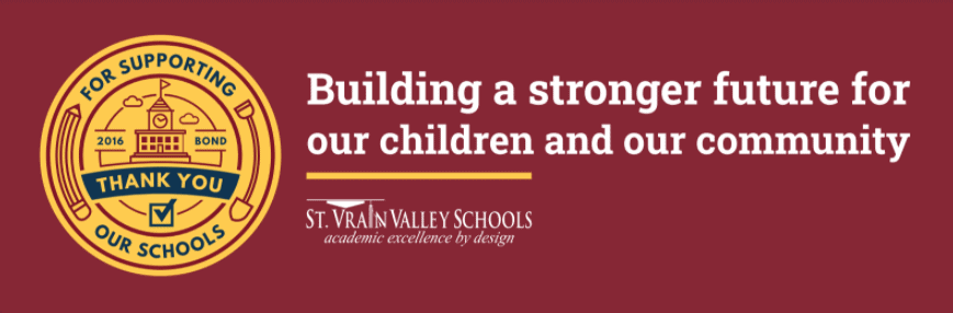 Bond 2016 thank you message: Building a stronger future for our children and our community