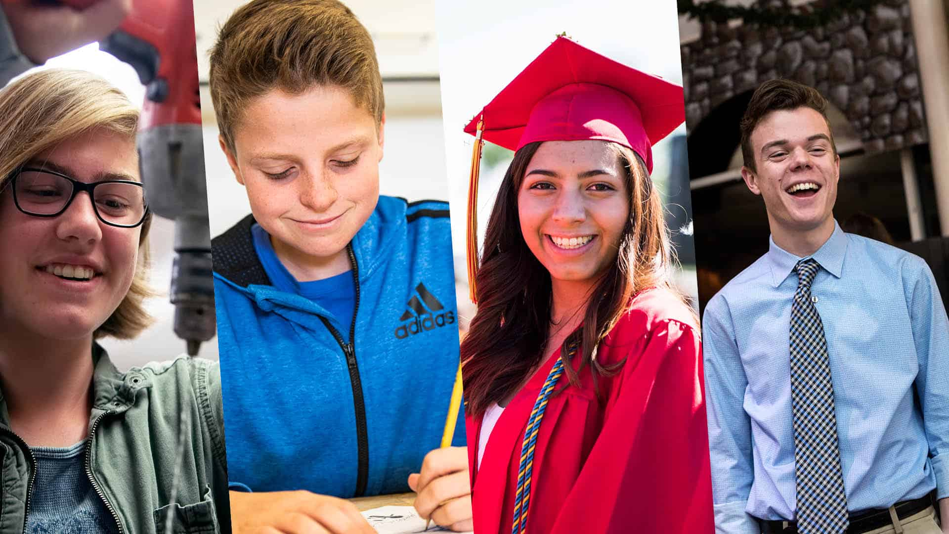 Four students from St. Vrain Valley Schools