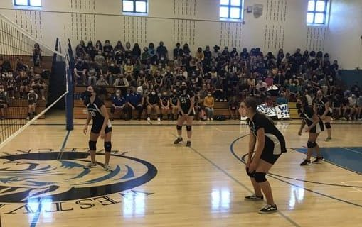 WMS volleyball
